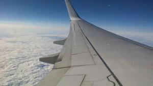 Airplane shot