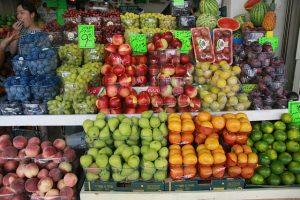 fresh fruit Tel Aviv