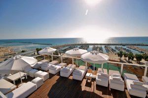 tel aviv beach hotel