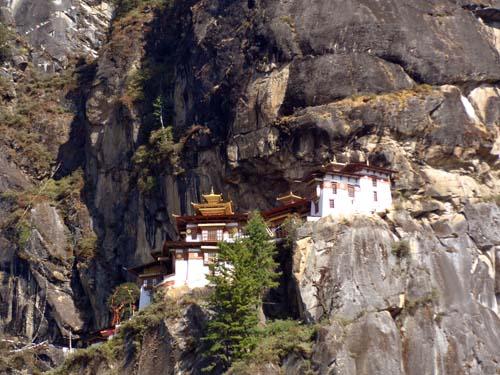 Taktsang Monastery, Bhutan