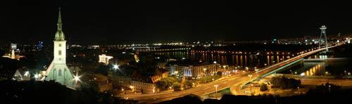 Bratislava - cheapest by far