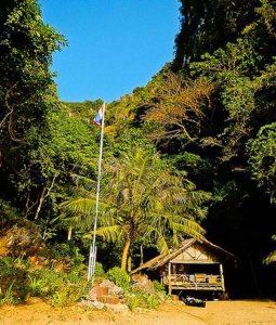 Yai Island's Park Office