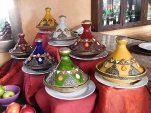 Decorative tagines