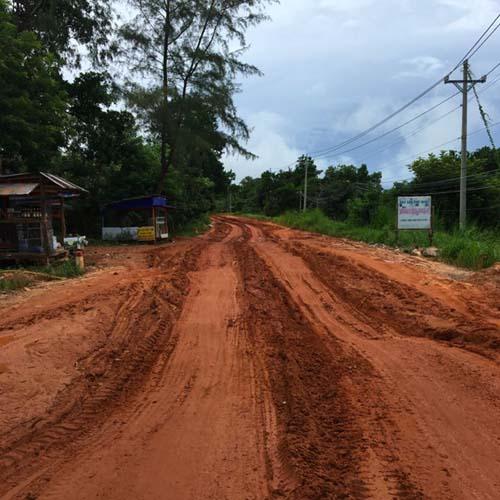 Road, Phu Quoc, Vietnam