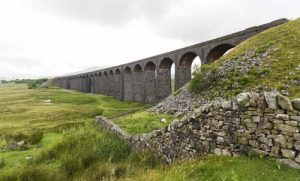 Ancient British viaduct