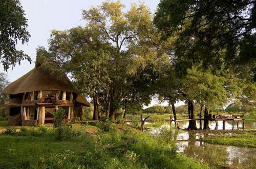 Livingstone Safari House