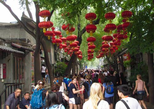 Hutongs Beijing