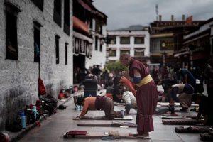 Jokhang Palace, tibet