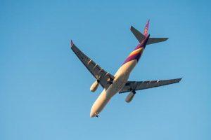 Thai airways plane