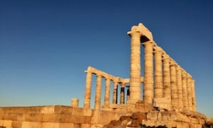 Temple of Poseidon, Athens