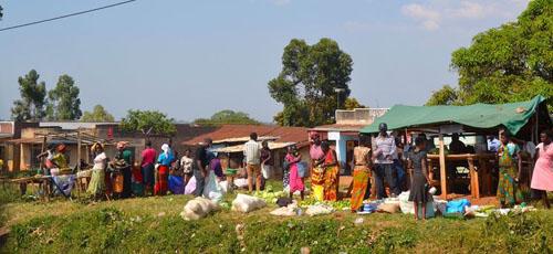 Ugandan view