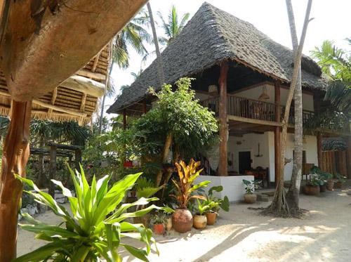 Utupoa Lodge, Tanzania