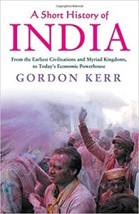 A short history of India book cover