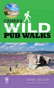 CAMRA's Wild Walks book cover
