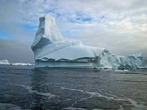 Pleneau Bay Antarctica