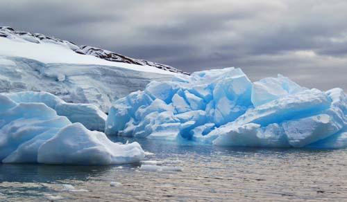 Pleneau Bay Antarctica
