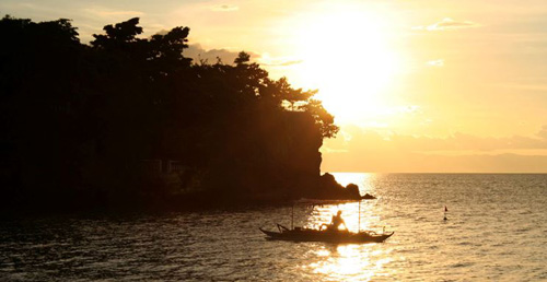 Southeast Asian scene