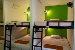 The luxury concept hostel, Siem Reap, Cambodia