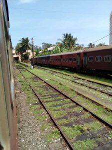 Sri Lankan trains