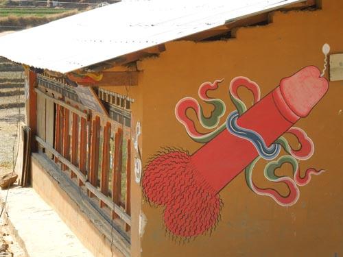 Bhutan penis