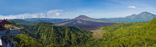Bali panoramic