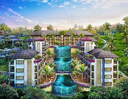 Bali Ubud hotel