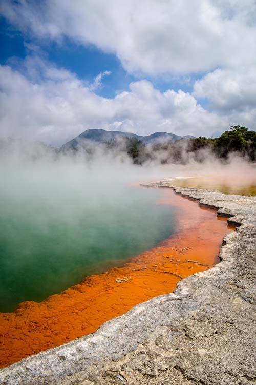 Rotorua region, New Zealand