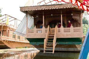 Houseboat, Srinigar