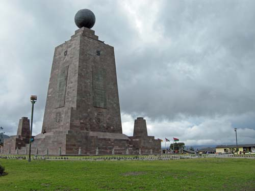 The Ecuator, Ecuador