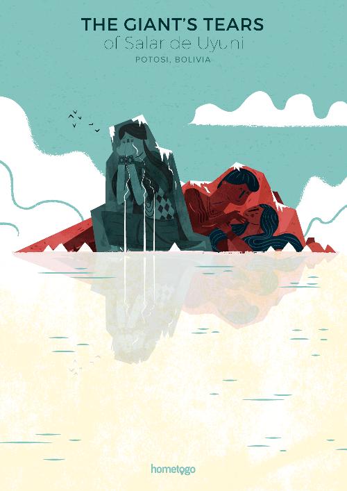 The Tears of Salar de Uyuni