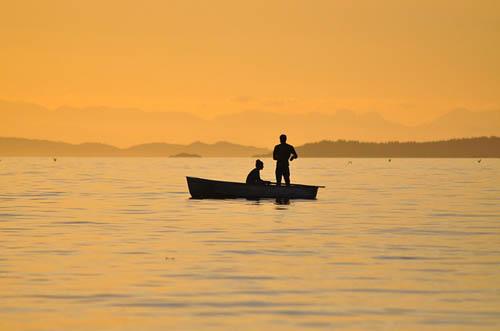 Fishing in Newfoundland