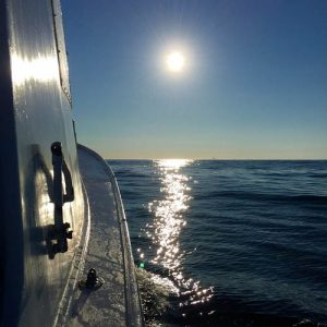 fishing boat, Montauk